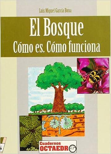 El bosque: Cómo es. Cómo funciona (Cuadernos): Amazon.es: Luis Miguel García Bona: Libros