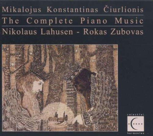 Mikalojus Konstantinas Ciurlionis: The Complete Piano Music (5 CD Boxed - Roka Group