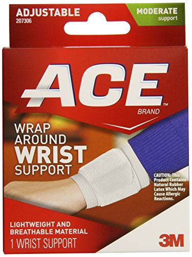 ACE Wrap Around Wrist Support, 2-Pack, America