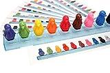 Penguin Pattern Learning Game - Preschool and Kindergarten Matching Activity
