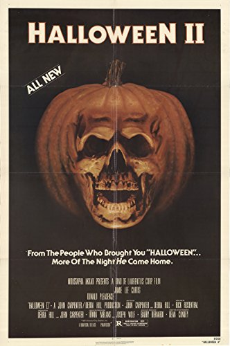 Halloween II 1981 Authentic 27