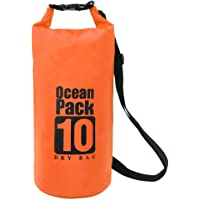 E T EASYTAO Bolsa Impermeable, Mochila Plegable Resistente al Agua, Backpack Forma Cubo para Exterior, Capacidad…