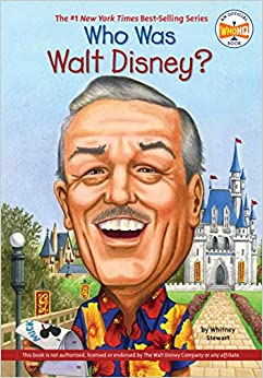 Who Was Walt Disney? (who Was...? (paperback)) por Who Hq