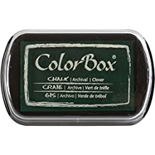 ColorBox Fluid Chalk Ink Pad-Clover