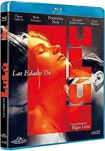 Las edades de Lulú [Blu-ray]: Amazon.es: Francesca Neri