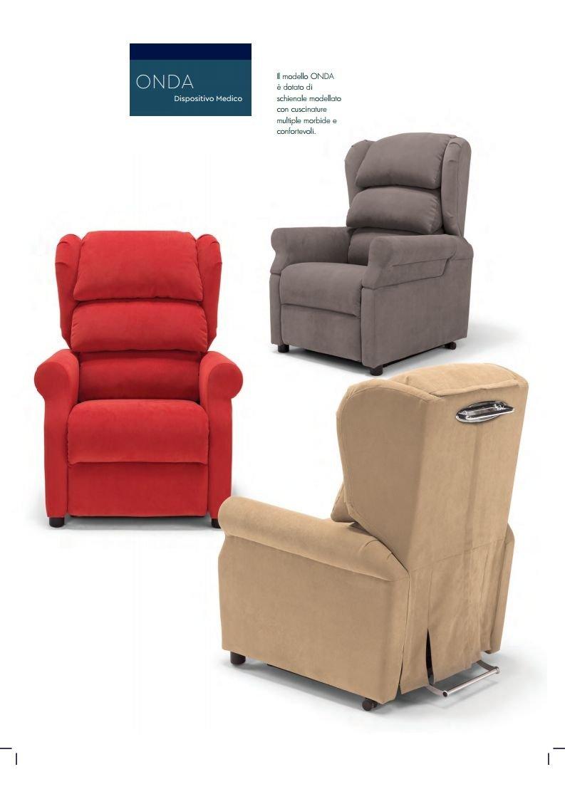sillón Onda Relax + Lift (Eléctrico) 2 Motores Dispositivo ...