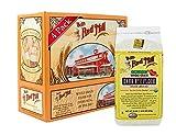 european bread flour - Bob's Red Mill Organic Dark Rye Flour, 22-ounce (Pack of 4)