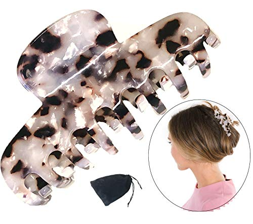 YOU BEAUTIFUL, Stylish Large Hair Claw Clip 4.1