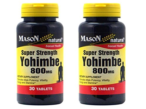 2 Bott Yohimbe Sexual Ennergy Testosterone herbal Power to enhance sexual desire and performance. (Holo 2 Costumes)
