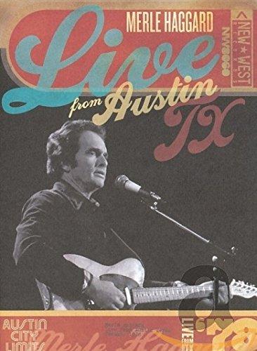 DVD : Merle Haggard - Live From Austin, Tx '78 (DVD)