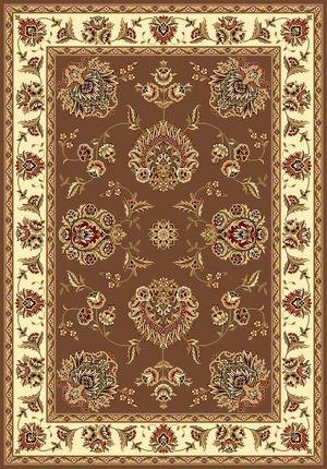 Area Rug 2x7 Runner Traditional Plum Color - Kas Cambridge Rug from RugPal