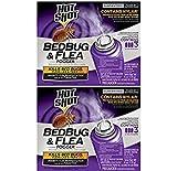 2-Pack Hot Shot 95911 Bedbug and Flea Fogger, 3-Count