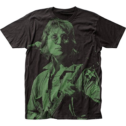 John Lennon big print subway tee - Dress Lennon John