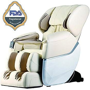 Mr Direct New Electric Full Body Shiatsu Massage Chair Recliner Zero Gravity w/Heat