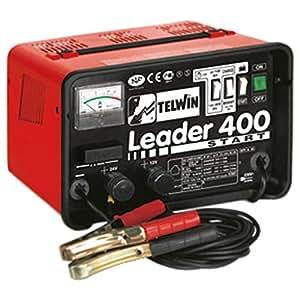 Telwin LEADER400 START 230V 12-24V Battery Charger for Cars