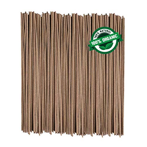 AYZ Aromatherapy Herb Incense Sticks - Wild Harvested Chinese - with Bamboo Burner - Natural and Organic