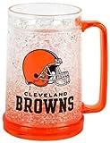 Cleveland Browns 16oz Crystal Freezer Mug