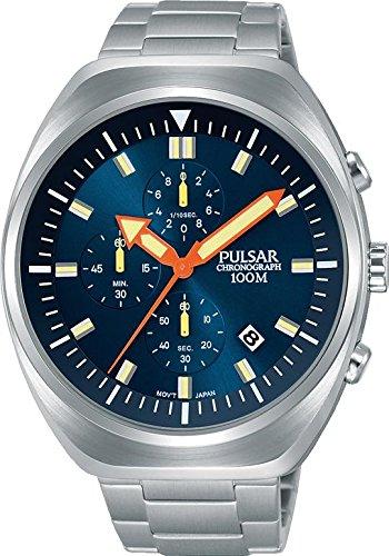 (Pulsar Pulsar X PM3085X1 Mens Chronograph very sporty)