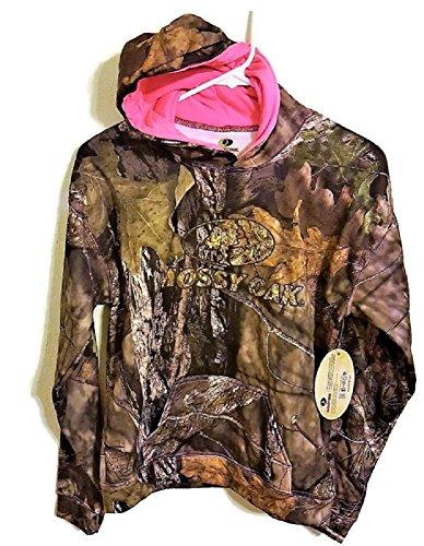 Mossy Oak Girls' Camo Pullover Hooded Fl - Mossy Oak Kids Jacket Shopping Results