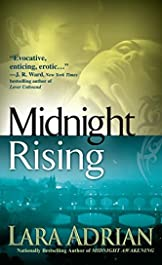 Midnight Rising: A Midnight Breed Novel (The Midnight Breed Series Book 4)