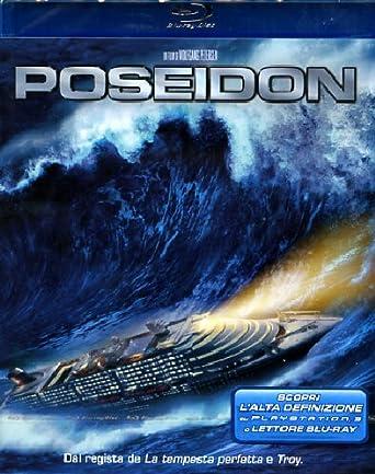 Poseidon 2006 Amazon Co Uk Kurt Russell Josh Lucas Richard Dreyfuss Mia Maestro Emmy Rossum Wolfgang Petersen Dvd Blu Ray