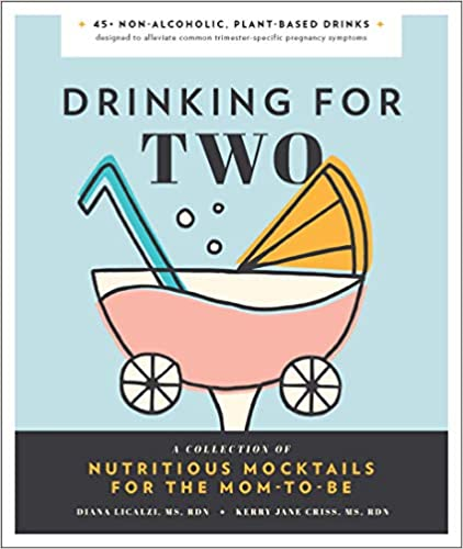 drinking for two pregnant mom mocktails holiday gift guide for her