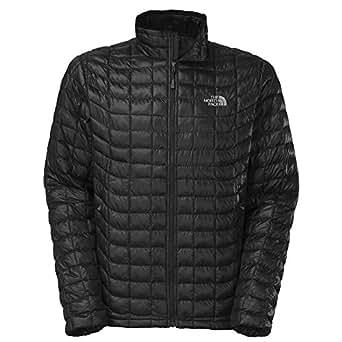 The North Face Thermoball Full Zip Jacket - Men's TNF Black Medium