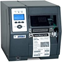 Datamax-ONeil C63-00-48401004 H-6310X H-Class Direct Thermal/Thermal Transfer Printer, Serial/Parallel/USB/Ethernet, 300 DPI, 10 IPS, Internal Rewind, APL Emulation, 6 Size