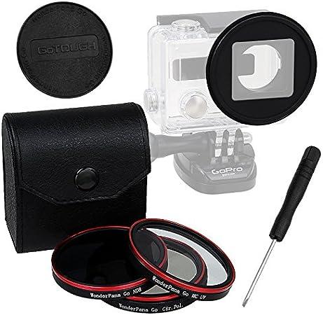 Fotodiox Wp Pro Wonderpana Gotough H3 Standard Filter Camera Photo