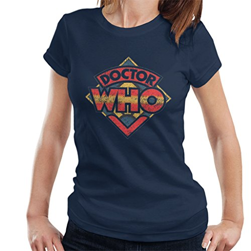 Doctor Who 70s Logo