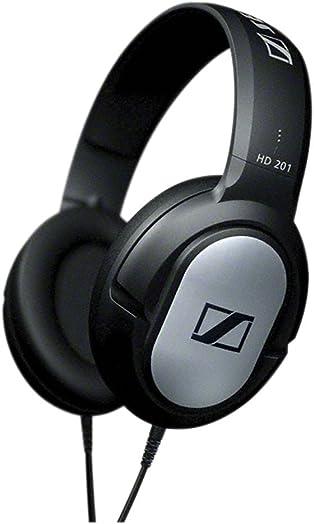 Sennheiser HD-201 Lightweight Over Ear Headphones Discontinued by Manufacturer