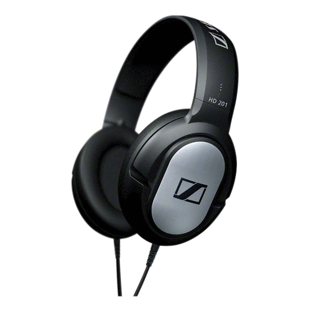 Sennheiser HD 201 Lightweight Over Ear Headphones by Sennheiser