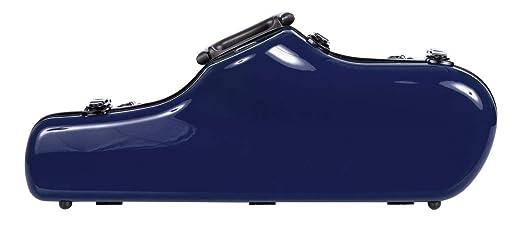 Estuche para Saxofón Alto fibra de vidrio Ultra Light navy ...