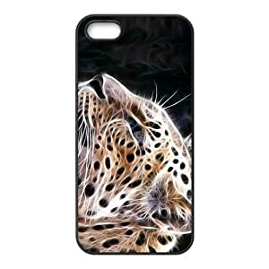 Abstract Leopard Hot Seller High Quality Case Cove For Iphone 5S