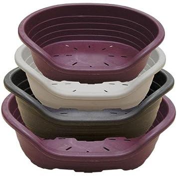 Cuna para Perros Plástico 70.5x52x23(alt) cm: Amazon.es: Productos para mascotas