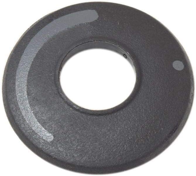 Bosch 00189012 Cooktop Knob Bezel Genuine Original Equipment Manufacturer (Oem) Part