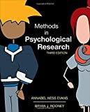 img - for Methods in Psychological Research by Evans, Annabel Ness, Rooney, Bryan J. (2013) Paperback book / textbook / text book