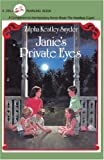 Janie's Private Eyes, Zilpha Keatley Snyder, 0375895140