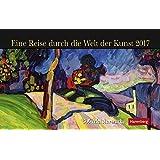 Eine Reise durch die Welt der Kunst - Kalender 2017: 365 Meisterwerke