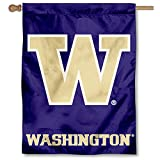 University of Washington Huskies House Flag
