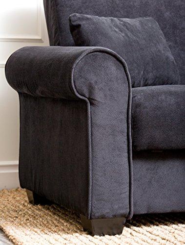 Abbyson Living Henley Convertible Fabric Sofa Best Sofas