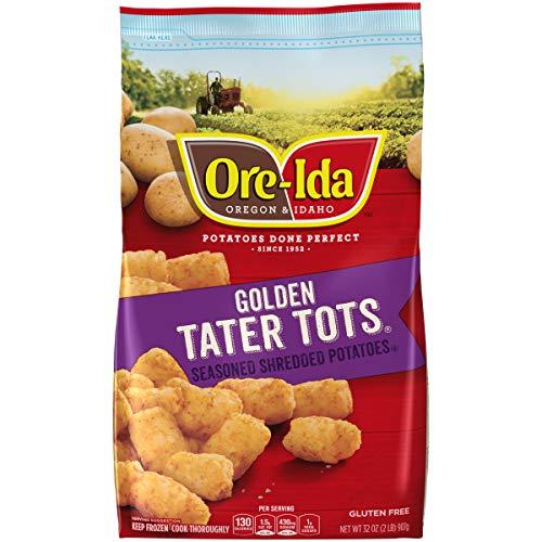 Ore-Ida Tater Tots, 32 oz (Frozen)