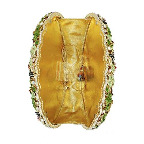 Onecolor Diamant En Femme Sac Embrayage Sac Soirée DUYANGANG Miniature De En à Pour Main à wfgRqnx6I
