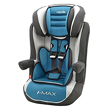 cb7cd5df0af4 Nania Imax Group 1 2 3 Infant Highback Booster Car Seat