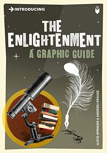 Introducing the Enlightenment: A Graphic Guide [Lloyd Spencer] (Tapa Blanda)
