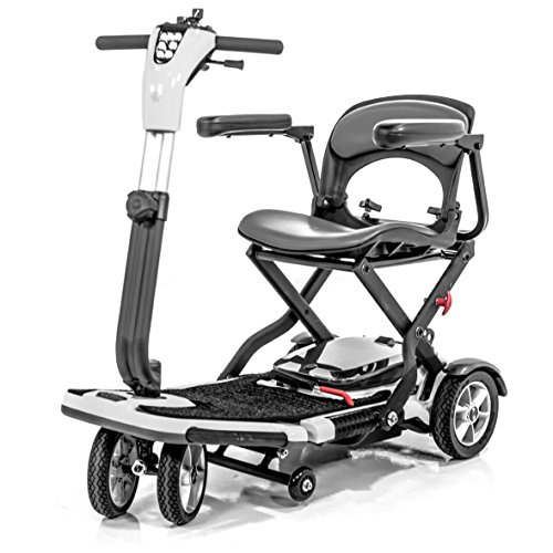 Pride Mobility GO-GO Elite Traveller folding mobility scooter