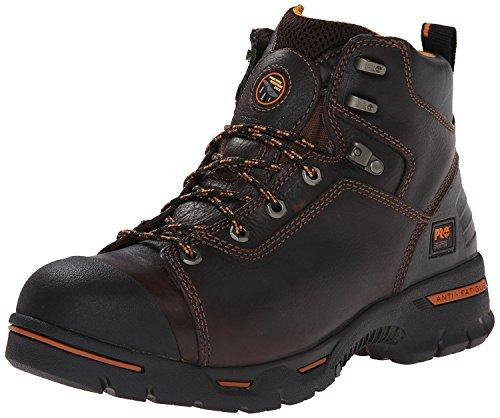 Timberland PRO Men's 52562 Endurance 6' PR Work Boot