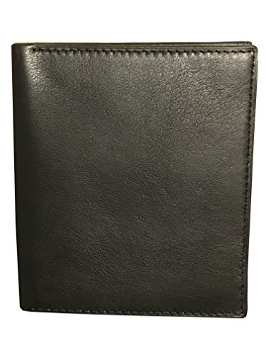 Elton Men's Genuine Lambskin Soft Leather Hipster (Leather Mens Hipster)