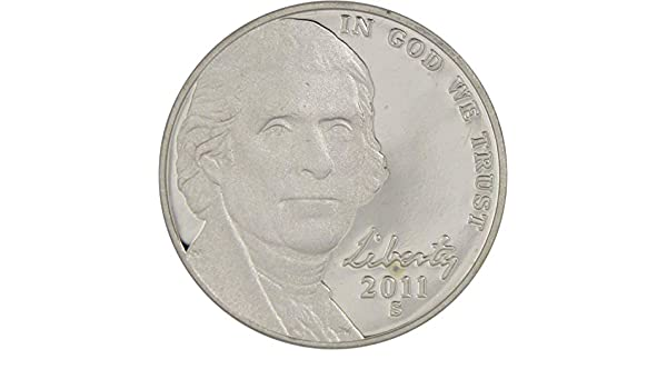 2011 P /& D Jefferson Nickels Gem Bu from mint sets