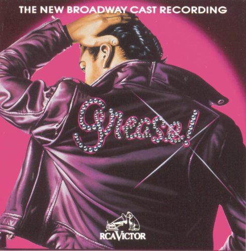 - Grease (New Broadway Cast Recording (1994))